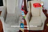 Cómo limpiar sillas, sillones y butacas: los métodos