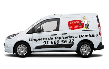 Limpieza de Tapicerías a Domicilio en Madrid
